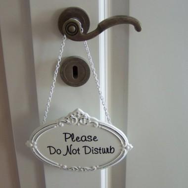 Nie przejmujcie się tabliczką - zapraszam dalej:)
