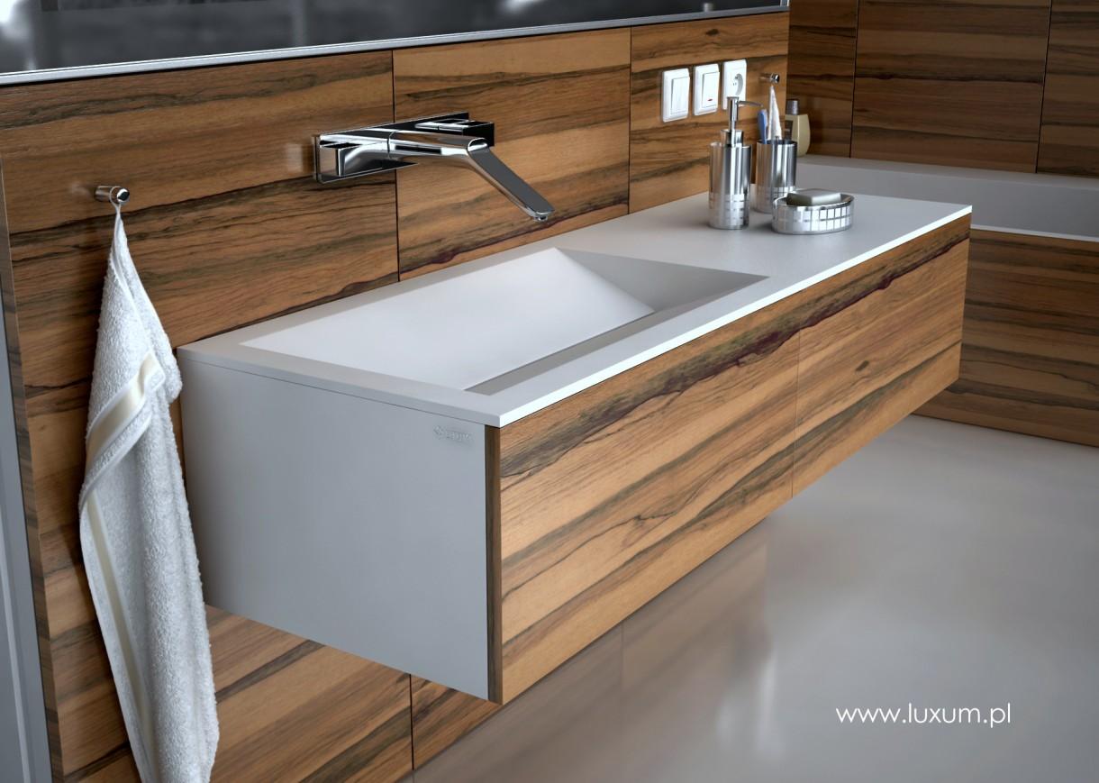 Zdjęcie 3540 W Aranżacji Meble łazienkowe Na Wymiar Nowoczesne