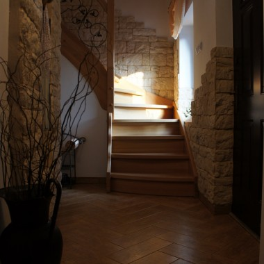 moje dwie klatki schodowe :)