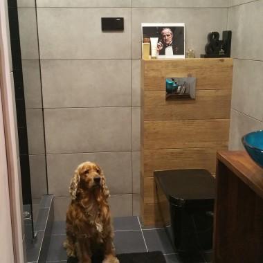Łazienka skończona prawie :)