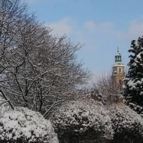 zima w moim mieście...