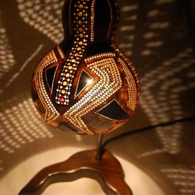 Gourdlight - ręcznie wykonane lampy z tykwy