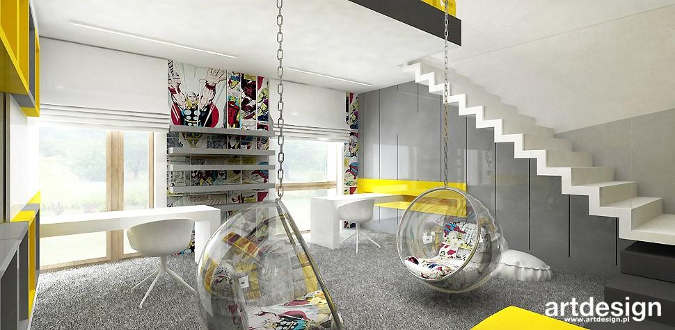 Garderoba, ARTDESIGN PERFORMANCE. Wnętrza domu (cz. 2) - pokój dziecięcy