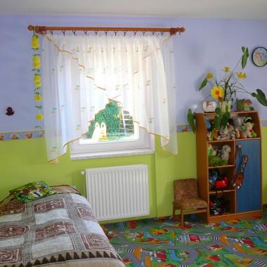 Pokój chłopców - tak było i jest do zmiany