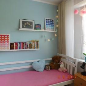 Pokój córki -co nad ścianę z pianinem, jaki żyrandol i dywan?
