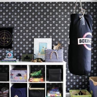 Ciekawy pokój dla chłopca :)