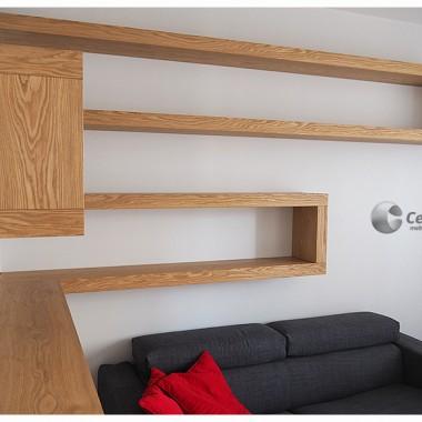 Bardzo wytrzymałe półki na książki - bez widocznych wspornikówwww.facebook.com/cellaio