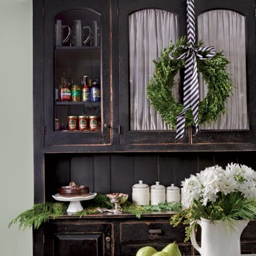 Panna Zielona i inne swiateczne dekoracje...