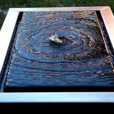 Oczko wodne taras