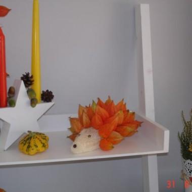 jesienny jeż &#x3B;-)
