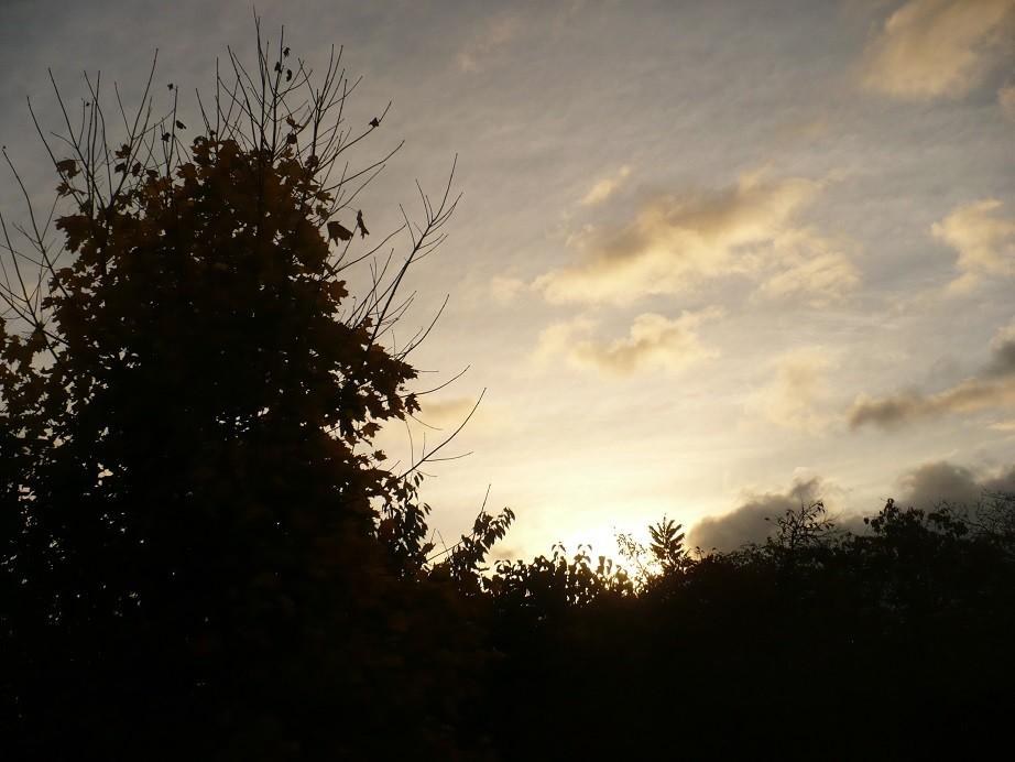 Pozostałe, Jeszcze październik............. - ...............i słonko wstaje...............