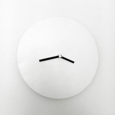 DIY minimalistyczny zegar