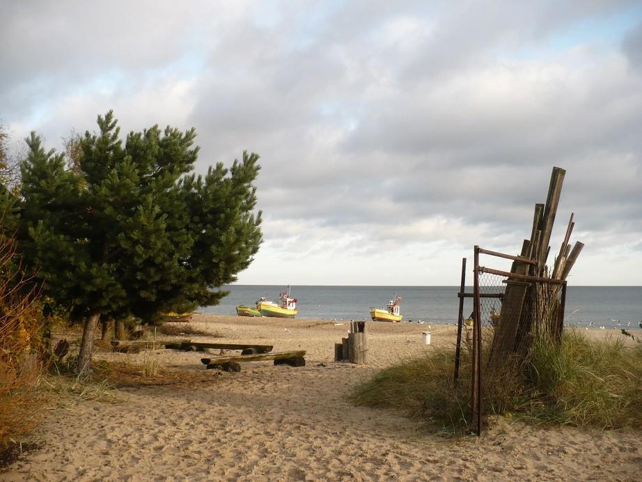 Pozostałe, Jeszcze październik............. - .............i dzisiejsze morze.................