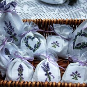 lawenda i inne odcienie fioletu