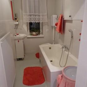 Metamorfoza łazienki - dolne piętro..