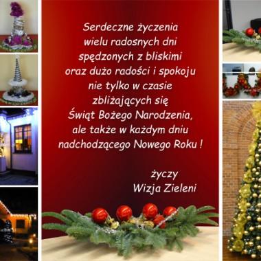 wystroje bożonarodzeniowe Łódź