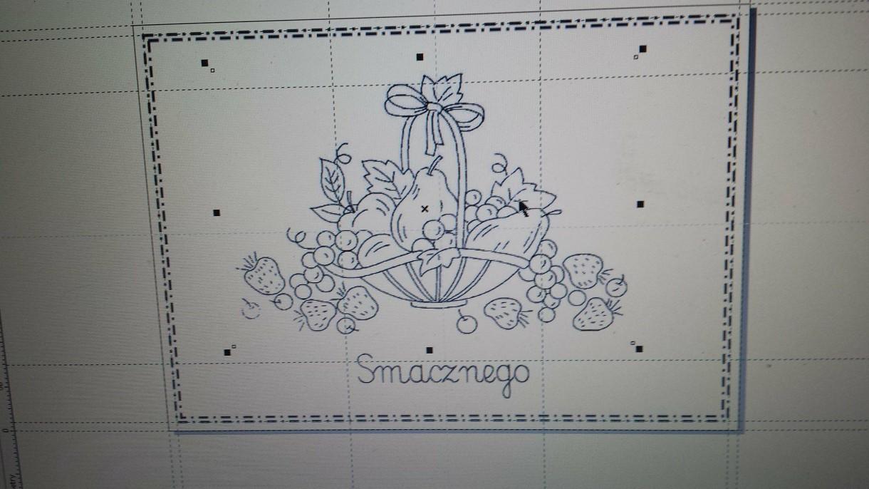 Oryginał wzory do haftowania - Deccoria.pl TK92