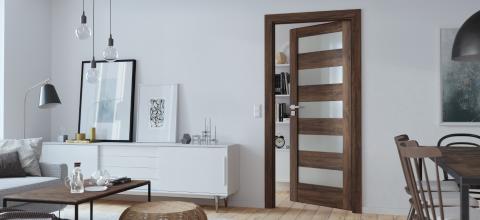 Funkcjonalność i elegancja dwuskrzydłowych drzwi Porta