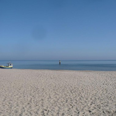 Wiosna nad morzem........................