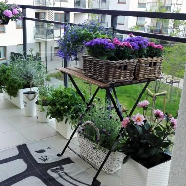 Nasz balkon