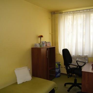 Średni pokój - przed remontem...
