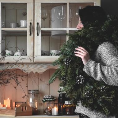 Zimowo, świątecznie - moje sesje wnętrzarskie