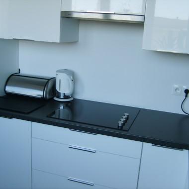 Nasza kuchnia w nowym mieszkanku :)