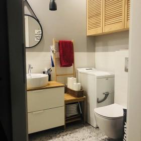 łazienka 4m2:)