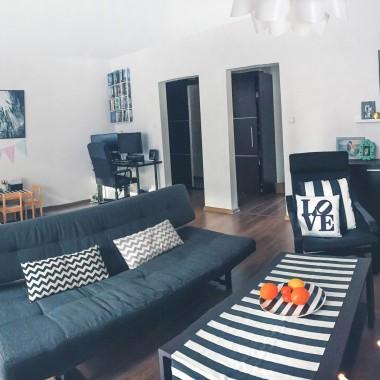 Mój salon, czyli 5 w 1 :)