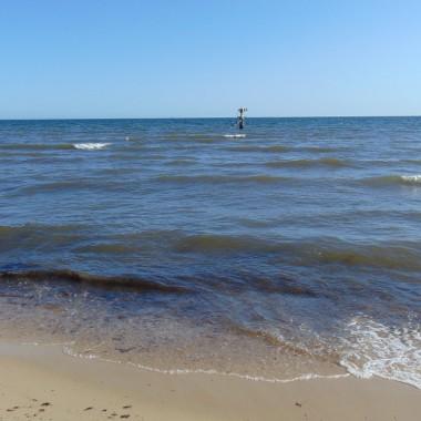 ................i morze ............. woda jeszcze zimna ................
