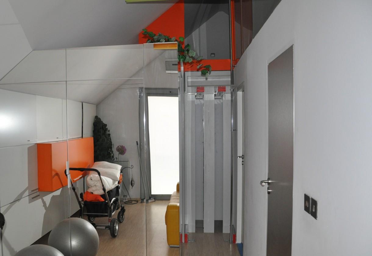 Pokój dziecięcy, winda projekt wlasny