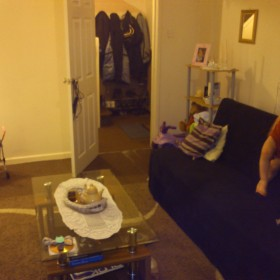 moj skromny pokój dzienny