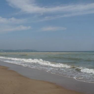 ..........pozdrowienia dla Was znad morza ślę :)
