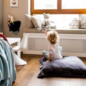 Pokój czteroletniego Rocha