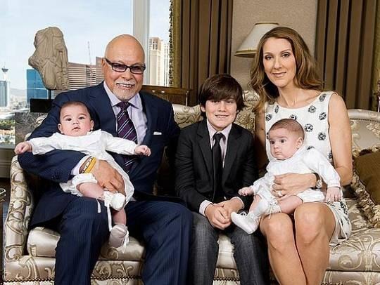 Domy sław, Luksusowy dom Celine Dion