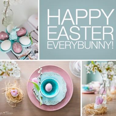 Pastelowa Wielkanoc