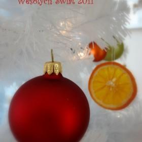 Moje świąteczne życzenia