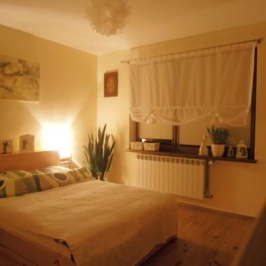 Sypialnia po zmianach