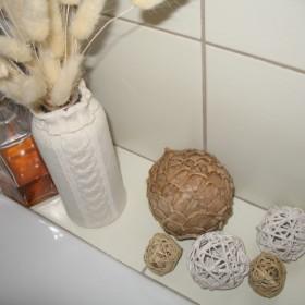Łazienka (częściowo) oswojona