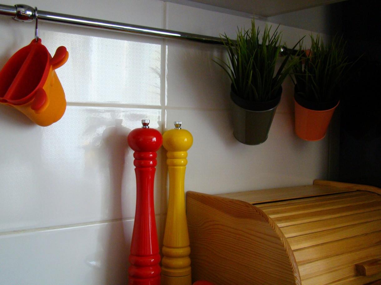Kuchnia, mój domek