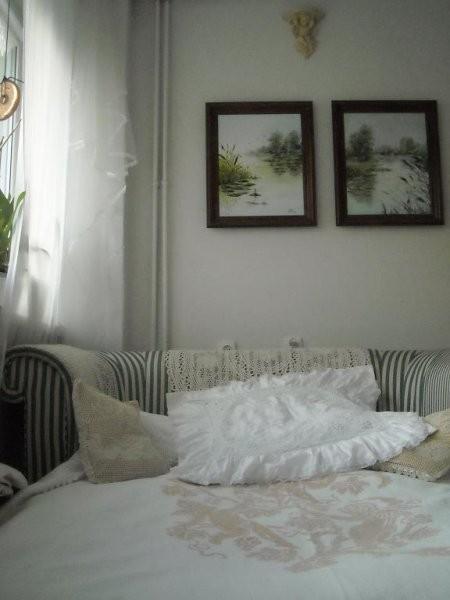 Pozostałe, Jak zmieniało się moje mieszkanie.................. - .................i obrazy od Wandy.................