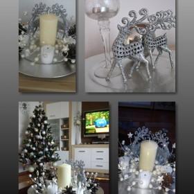 U mnie też już Świątecznie &#x3B;)