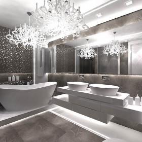 nowoczesna łazienka - aranżacje