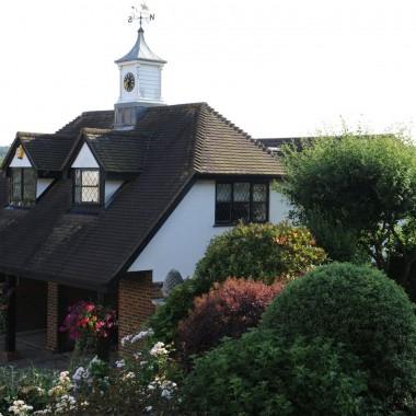 The Wood House - Rod Stewart sprzedał swój dom