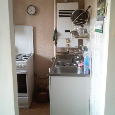 kuchnia przed remontem