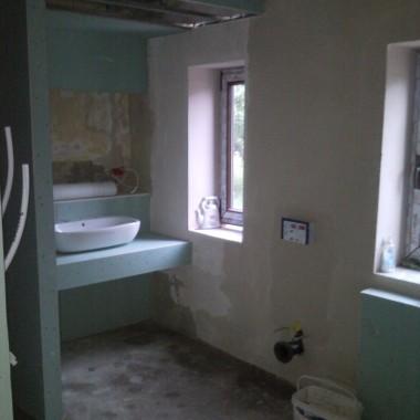 łazienka etap 2