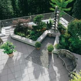 Ogrody raz jeszcze a w nich meble ogrodowe......