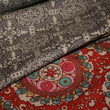 Nowa dostawa tkanin bawełnianych, lubię jak tkaniny z sobą koordynują można tworzyć bez końca, zapraszam realizuję indywidualne zamówienia