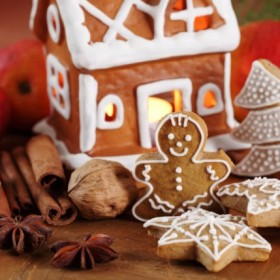 Jak udekorować potrawy na Boże Narodzenie
