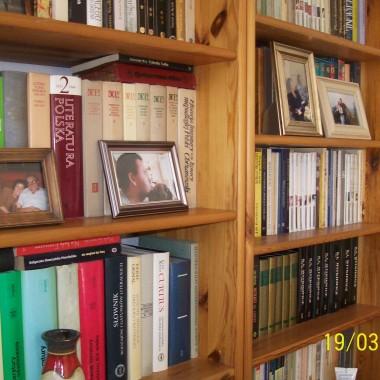 Książki, książki...